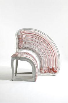 210 Creative and Unique Chair Design Inspiration Art Furniture, Unusual Furniture, Luxury Furniture, Contemporary Furniture, Furniture Design, Contemporary Style, Furniture Cleaning, Furniture Making, Office Furniture