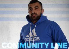 "Ilias Iliadis porte la ligne ""Community"" ! Equipe-toi comme lui ici : http://www.boutique-du-combat.com/judo-ju-jitsu-textiles-12 #adidas #Judo"