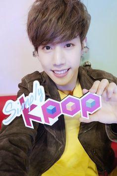 Mark @ Simply Kpop
