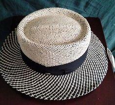 2b941e81b0827 Scala pro   gambler hat l xl   new men panama style shady straw fedora golf