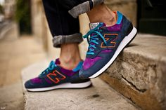 New Balance x WoodWood  [perfect notice! now clearance at http://www.pickbestshoes.com/new-balance]