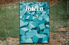 INTERN (2015). Issue 3 - The education. Summer 2015. Designed by She was only. shewasonly.co.uk