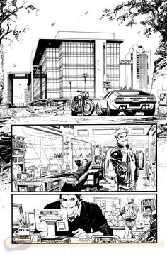 Preview: Chrononauts #1, Page 5 of 11 - Comic Book Resources