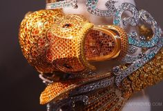 Van Cleef and Arpels - koi watch (its in the mouth!)