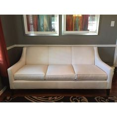 Image Of Mitchell Gold + Bob Williams Cara Sofa