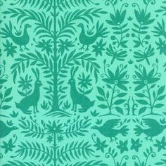 Folklore 11480-14 - Patchwork & Quilting Fabric