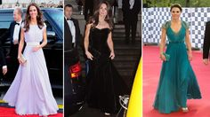 Kate Middleton's Most Expensive Dress Collection | Royal's Fashion Update - YouTube