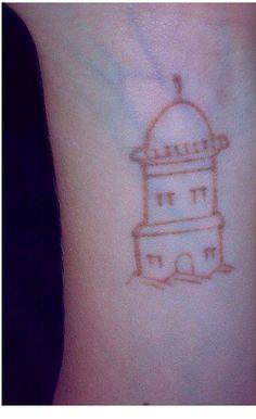 Laura Marling's tattoo