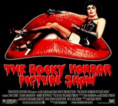 Time Warp back to 1975 for The Rocky Horror Picture Show - Click Americana Rocky Horror Show, The Rocky Horror Picture Show, Horror Halloween Costumes, Horror Costume, 18 Movies, Invisible Man, Black Bikini, Vintage Movies, Actors & Actresses