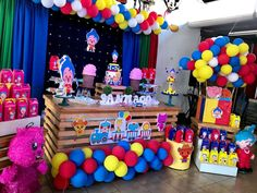 Lorena Gonzalez, Baby Shower Decorations, Wedding Decorations, Birthday Party Themes, Birthday Cake, Circus Party, Candy, Food, Party Ideas