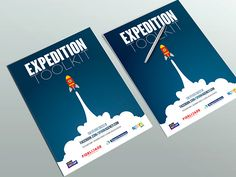 Document folders for the Pitch Bootcamp Expedition Kit