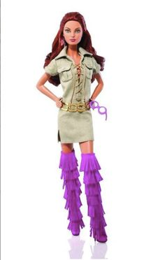 Christian Louboutin for Barbie.