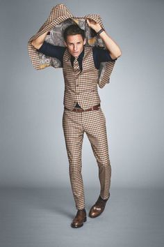 Men's designer fashion