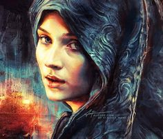This is a place to enjoy and discuss the HBO series, book series ASOIAF, and GRRM works in general. Game Of Thrones Drawings, Game Of Thrones Art, Sansa Stark, Photo Manipulation, Dark Fantasy, Concept Art, Mona Lisa, Illustration Art, Illustrations