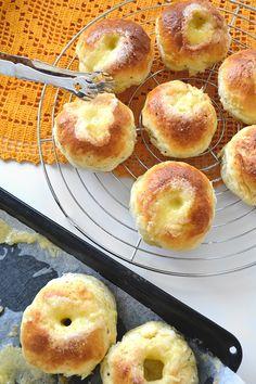 Dessert Recipes, Desserts, Doughnut, Muffin, Food And Drink, Gluten Free, Baking, Breakfast, Tailgate Desserts