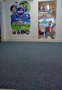 We are very proud to have helped THHN - Memory Makers with their carpet. If you can help in anyway please contact them