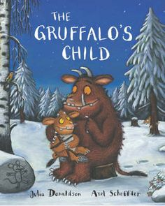 Fishpond NZ, The Gruffalo's Child by Axel Scheffler (Illustrated ) Julia Donaldson. Buy Books online: The Gruffalo's Child, ISBN Axel Scheffler (Illustrated by) Julia Donaldson The Gruffalo, Great Books, My Books, Julia Donaldson Books, Gruffalo's Child, Axel Scheffler, Album Jeunesse, Read Aloud, Books Online
