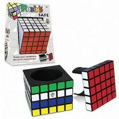 Rubik's Cube Puzzle Safe $13.99