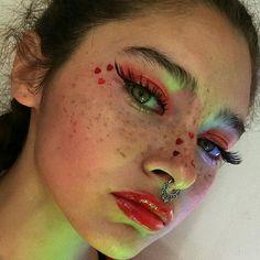 make up - (notitle) - insp. make up - Makeup Goals, Makeup Inspo, Makeup Art, Skin Makeup, Makeup Inspiration, Makeup Tips, Beauty Makeup, Makeup Style, Cute Makeup