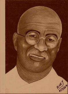 """Olney """"Gandhi"""""""