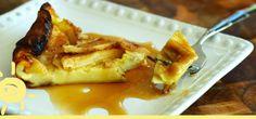 Máte rádi jablka? Vyzkoušejte tento jednoduchý recept na jablkový koláč! French Toast, Breakfast, Food, Morning Coffee, Essen, Meals, Yemek, Eten