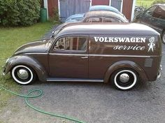 VW Käfer Van
