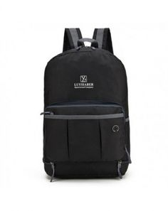 Buy Waterproof Backpack for Camping Hiking Cycling Walking - Black - and More Fashion Bags at Affordable Prices. Shoulder Backpack, Shoulder Bag, Fashion Bags, Fashion Backpack, Men's Fashion, Men's Backpacks, Waterproof Backpack, Travel Bags, Leather Backpack