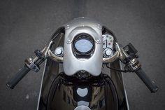 The Nautilus - Moto Guzzi 850 T5 ~ Return of the Cafe Racers