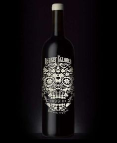 Dearly Beloved Wine | Community Post: 21 Fabulously Eerie Skull Gifts