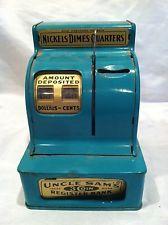 Vintage Coin Bank