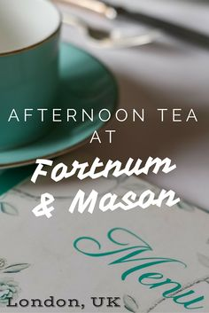 We recently indulged in afternoon tea at Fortnum and Mason London, one of the most popular destinations for a traditional tea service. It had all of the opulence (and high price tag) you would expect!
