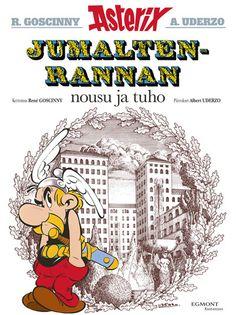 Asterix - Jumaltenrannan nousu ja tuho