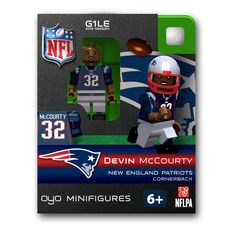 OYO Figure - New England Patriots Devin Mccourty