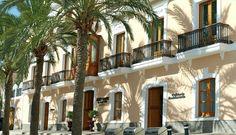 Hotel Mirador, old town, Ibiza