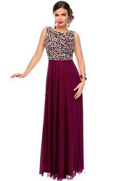 1e7a0f04a1bc Elegant Vestidos Embroidery Dresses Vestido De Festa Amazing Gold Lace  Overlay Slit Maxi Evening Gown