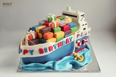 I'm going to attempt making this for Michael's birthday.  We will see...