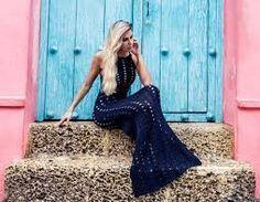Resultado de imagem para moda verão 2017 vestidos de croche