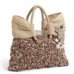 Alguns dos lindos modelos de bolsas de crochê, super na moda | Mulher E Beleza
