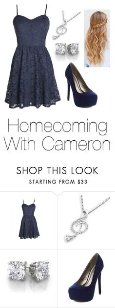 """Homecoming with Cameron"" by o2l-life ❤ liked on Polyvore featuring dELiA*s, MaBelle and Charlotte Russe"