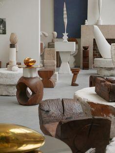 """lanemarinho: """" Atelier Brancusi, Paris . """""""