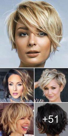 30 Best Short Haircuts for Women. Acconciature Corte Per Le DonneTagli Di  Capelli ... 682ff348d0ef