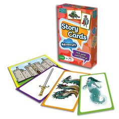 Story Cards - Advent