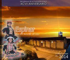 17 de noviembre aniversario de la provincia de Espinar - Cusco