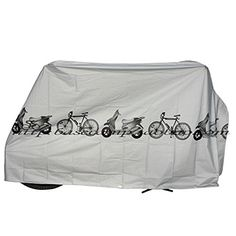Rybyte(TM)Multipurpose Bike Dust Cover Cycling Rain Protector Waterproof Protection Garage Bicycle Accessories All Weather YC077-SZ