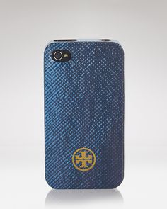 Tory Burch iPhone Case - Saffiano Print Hardshell - Handbags - Bloomingdale's