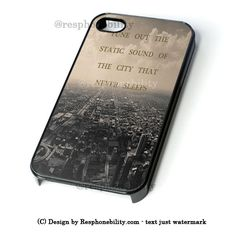 5Sos Disconnected Lyrics iPhone 4 4S 5 5S 5C 6 6 Plus Case , iPod 4 5 – Resphonebility