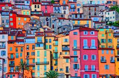 Fotos de cidades coloridas