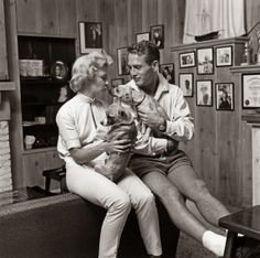 Fifties | Joanne Woodward and Paul Newman