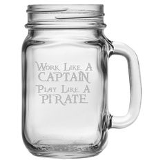 Pirate Glass (Set of 4) at Joss & Main