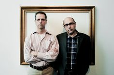 A web series about two guys who start a hilarious (and doomed) art gallery